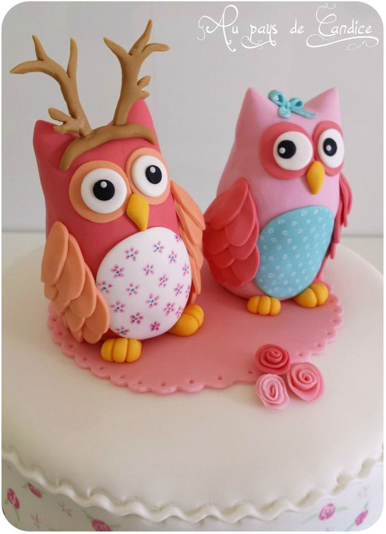 gateau fete 1 an fille hibou recherche google gateau hibou pinterest google et recherche. Black Bedroom Furniture Sets. Home Design Ideas