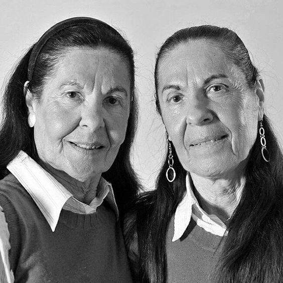 Twin sisters Iudit Barnea and Lia Huber (nées Tchengar) survived Auschwitz and Josef Mengele's medical experiments. In 1960 the family immigrated to Israel. Both girls married and raised families.
