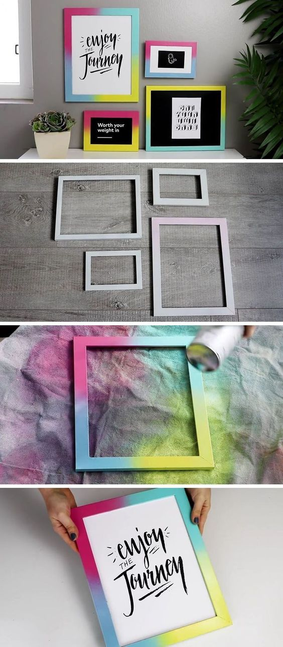 25 Best DIY Picture Frame Ideas [Beautiful, Unique, and Cool] Picture Frame Ideas - A photo that is framed has a more professional and polished look to it. Whether you're going for a classic, rustic or modern look, - 6+ Simplest yet Adorable DIY Photo Frame Ideas #DIY #Photo #Frame #Ideas #DIYPhotoFrame #PhotoFrame #PictureFrames #pictureframesdesign #simplicity #handmade #mejamakan #nordic #architecture #minimalmood #architects #lifestyle #party #simple #landscape #decor #wanderlust #wood #home