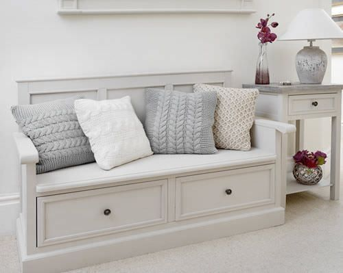 Swell Studley Collection Mushroom Grey Bench Hall Seat Coat Hooks Lamtechconsult Wood Chair Design Ideas Lamtechconsultcom