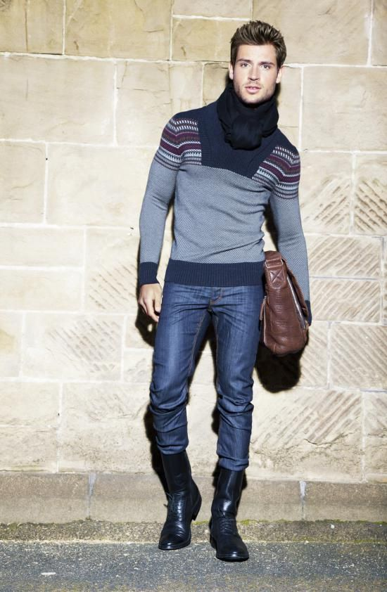 Mens Winter Boots Fashion | comfort | Pinterest | Fashion weeks ...