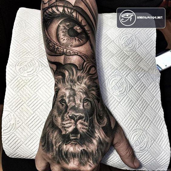 Tatuagem Masculina 2020 no Braço