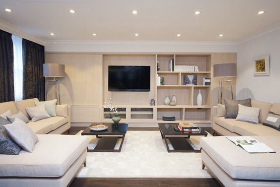 Cary & Eva's apartment