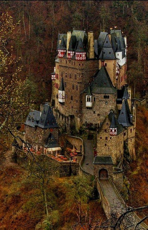 Germany Castles Burg Eltz Castle Beautiful Castles