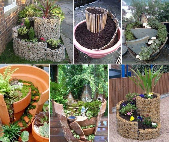 some ideas for a small garden :)