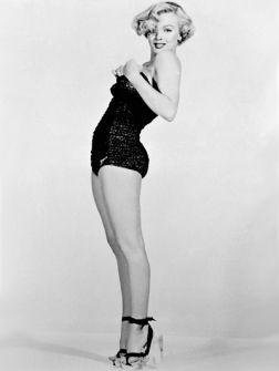Marilynfans opgelet: de Getty Images Gallery in Londen exposeert zeldzame foto's van jaren vijftig-icoon.