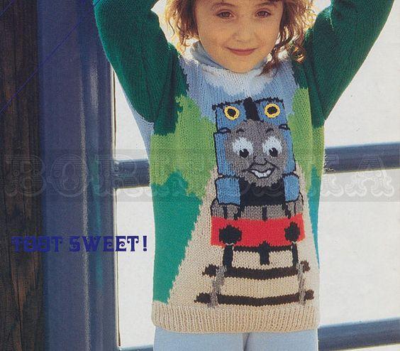 Thomas Knitting Pattern : Pinterest   The world s catalog of ideas