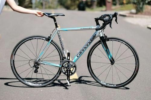 Buy Cannondale Caad 10 Size 54cm Aluminum Road Bike Carbon Fork Roadbikewomen Roadbikeaccessories Roadbikecycling Folding Mountain Bike Bike Ride Bicycle