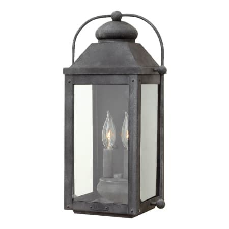 1st CHOICE: Hinkley Lighting 1854 (2) Large for exterior