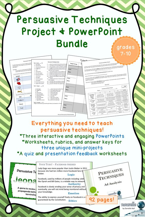 Worksheets Propaganda Techniques Worksheet Answers persuasive techniques unit powerpoint project bundle quizes best seller an engaging based approach to teach includes worksheets rubrics power