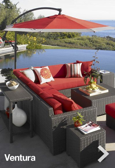 Ventura Outdoor Furniture http://www.uk-rattanfurniture.com/product/garden-furniture-cushion-beige-2-seater-bench-cushion-for-a-metal-2-seater-garden-bench-or-a-wooden-garden-bench-116x48x6cm/