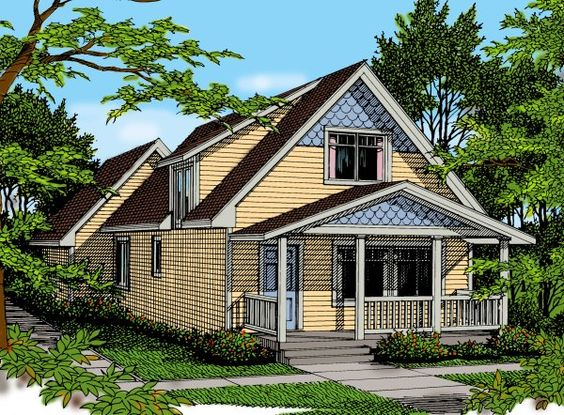 House Plan #239125
