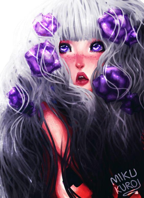 .: Violette :. by MikuKuroi on deviantART
