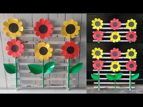 Ide Kreatif Membuat Hiasan Dinding Dari Koran Bekas Diy Hanging