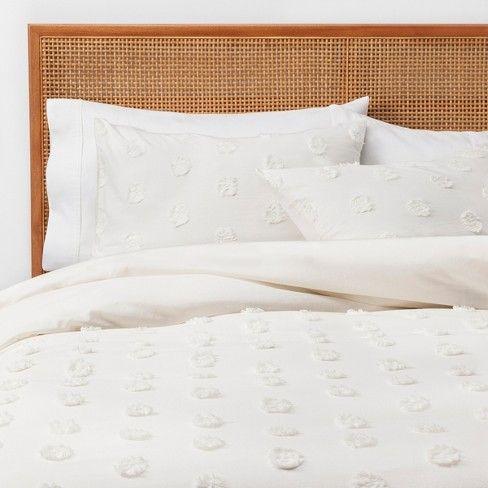 Cream Textured Dot Duvet Cover Set Opalhouse Target Textured Duvet Textured Duvet Cover Duvet Cover Sets