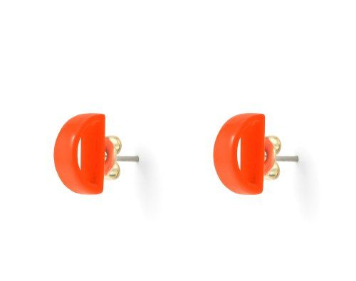 Kate Spade Saturday Cut-Out Half-Circle Studs Earrings, Flame Orange kate spade new york,http://www.amazon.com/dp/B00IX3JLHE/ref=cm_sw_r_pi_dp_v-FHtb0Q6DKMZEYB