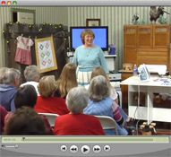 Quilt in a Day - Quilting Videos | quilt in a day by Eleanor Burns ... : quilt in a day videos - Adamdwight.com