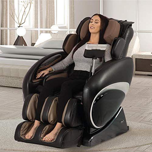 Osaki Os 4000 Zero Gravity Executive Fully Body Massage Chair Black Massage Chair Massage Chairs Electric Massage Chair