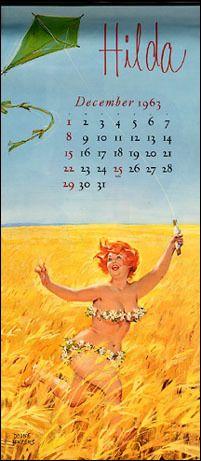 calendar Dec. 1963