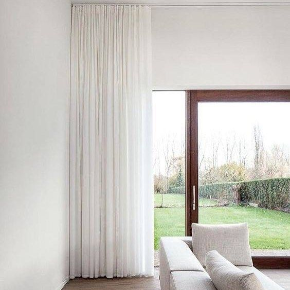 Just Paterson On Instagram Luxury Full Length Curtains Are The Perfect Way To Add The Finishin Floor To Ceiling Curtains Curtains Living Room Curtains Living #white #drapes #in #living #room
