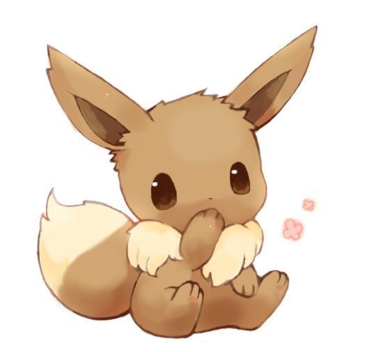 My Baby Cute Pokemon Wallpaper Eevee Cute Pokemon Eevee