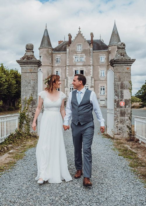 Emma And Simon At Chateau De La Motte Husson Averyfrenchwedding Frenchchateauwedding Getti French Chateau Weddings French Wedding French Wedding Venues