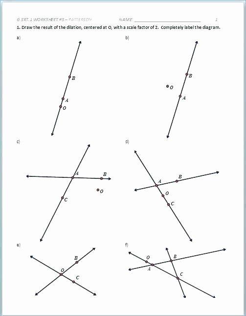 Construction Math Worksheets Unique Geometry 1 Worksheets Math Worksheets Graphing Worksheets Wristband Template