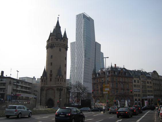 Eschenheimer Turm, Frankfurt am Main