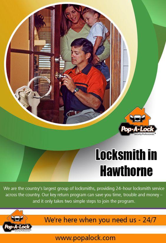 Locksmith in Hawthorne
