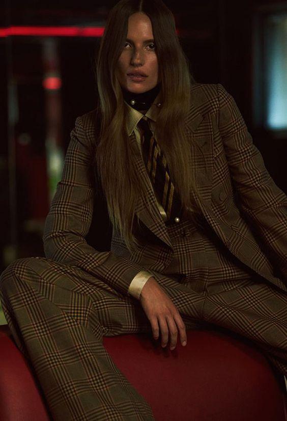 Кейт Андервуд на страницах Vogue (Интернет-журнал ETODAY)