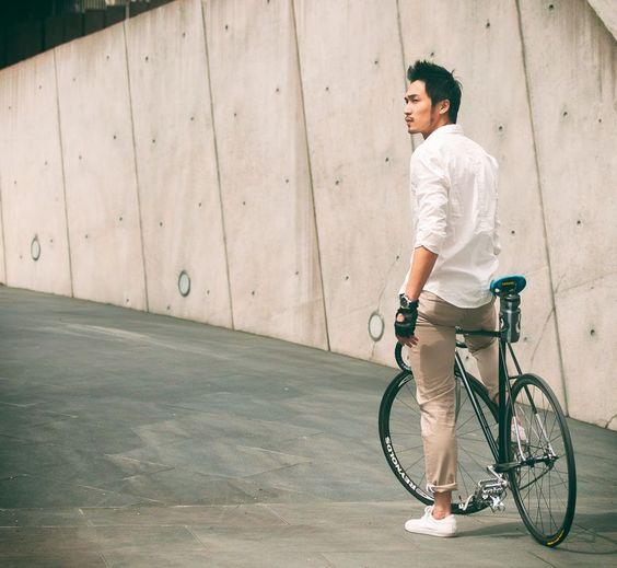 單車騎行 / Ken 與 Max 的 LEVI'S® Commuter 對談