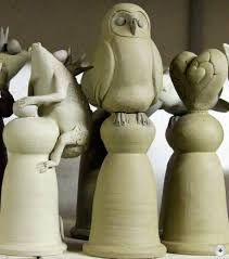 Bildergebnis für pertl-keramik Zaunhocker