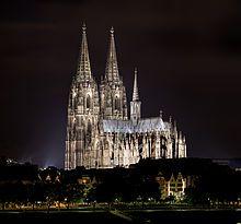Kathedrale zu Köln