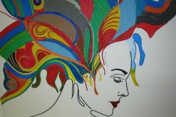 Resultado de imagem para arte contemporânea brasileira pintura