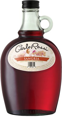 Sangria - Traditional Spanish Wine with Fruit, Brandy and Honey