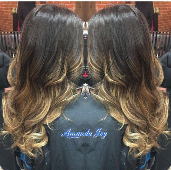 Andrea Bateman hair