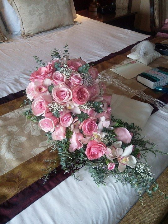 Pin By Dangwaflorist On Bridal Bouquets And Brides Bridal Bouquet Industrial Wedding Florist