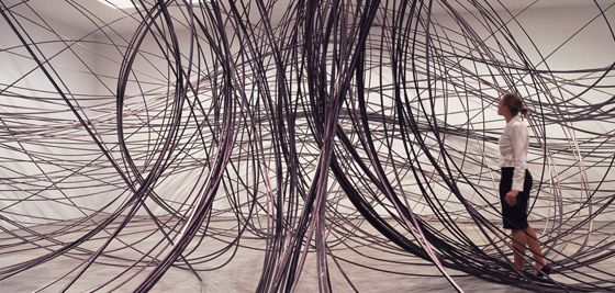 Antony Gormley - Scultura contemporanea