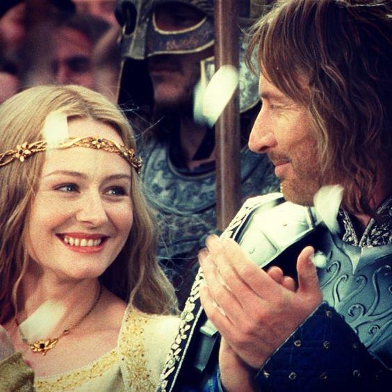 #faramir #eowyn #returnoftheking #minastirith #lotr #lordoftherings #Regram via @__lordoftherings__