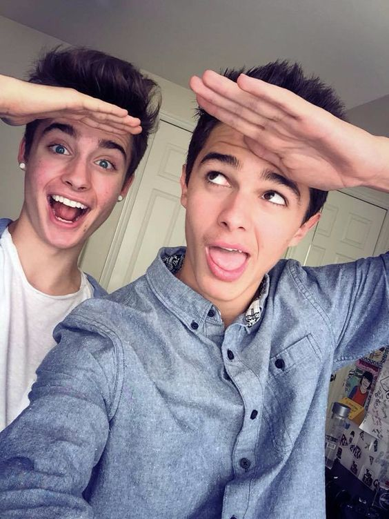 Brent rivera, Christian collins and Sad on Pinterest