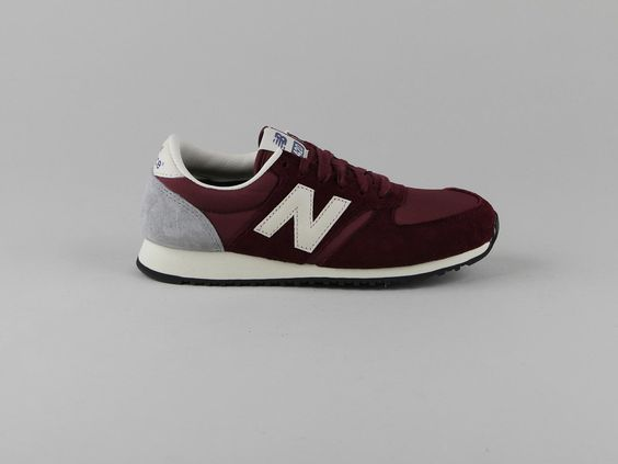 New Balance U420 - Chaussures Femme - Lacets