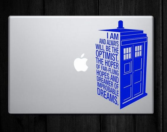 doctor who stickers for laptop - Google Search