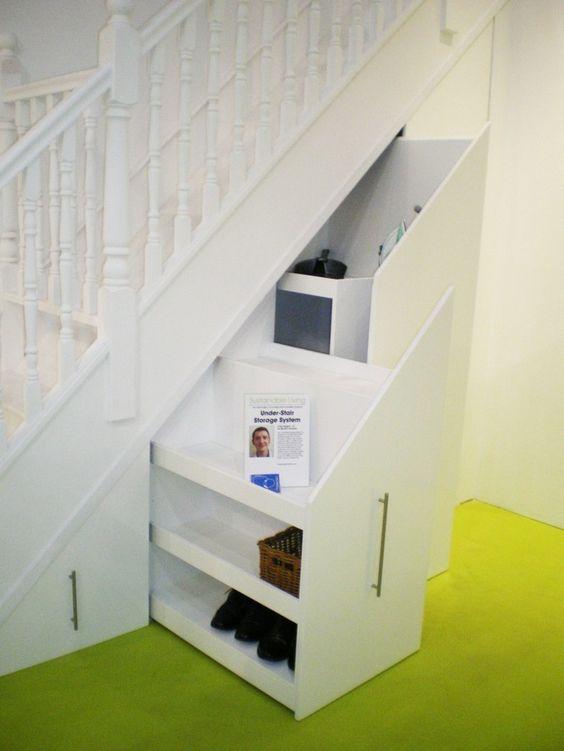 Schrank unter entwicklung treppe: 24 clevere ideen   http ...