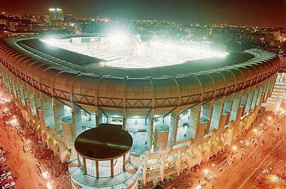 Santiago Bernabéu Stadium. Madrid sightseeing. | The information ...
