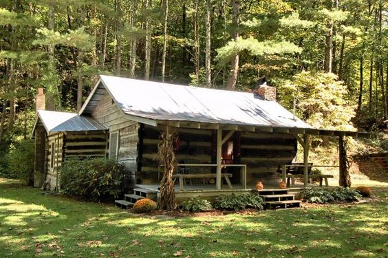 Jamie And Claire Cabins In North Carolina And Cabin On