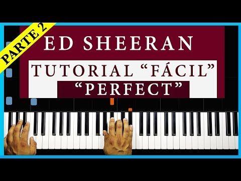 Youtube Partituras Ed Sheeran Piano