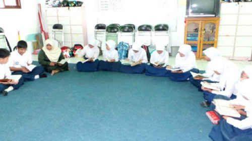 Program Kerja Sanlat Ramadhan Sekolah