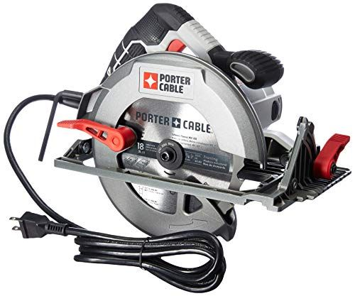 Porter Cable 7 1 4 Inch Circular Saw 15 Amp Pce310 In 2020 Best Circular Saw Compact Circular Saw Circular Saw