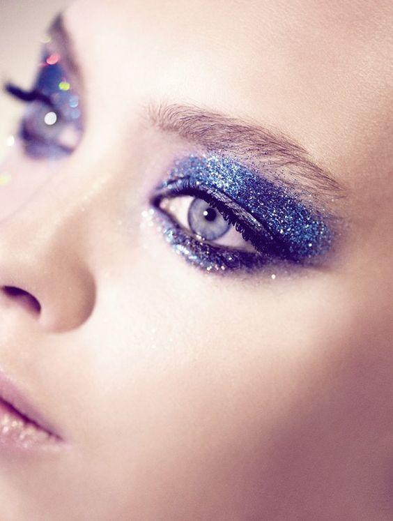 sparkle eyes