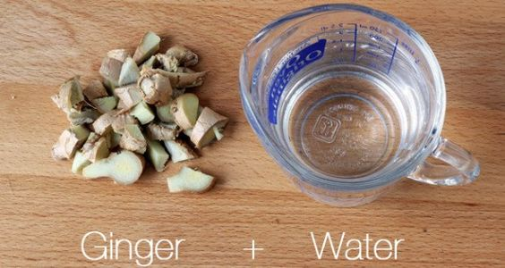 Drink Ginger Water to Slim Down Your Midsection and Thighs (And Enjoy a Few Other Health Benefits Too!) | | Health Digezt